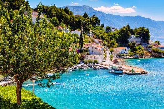 Фото бесплатно город, море, лодки