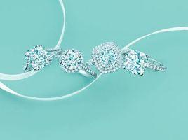 Photo free style, diamond, rings