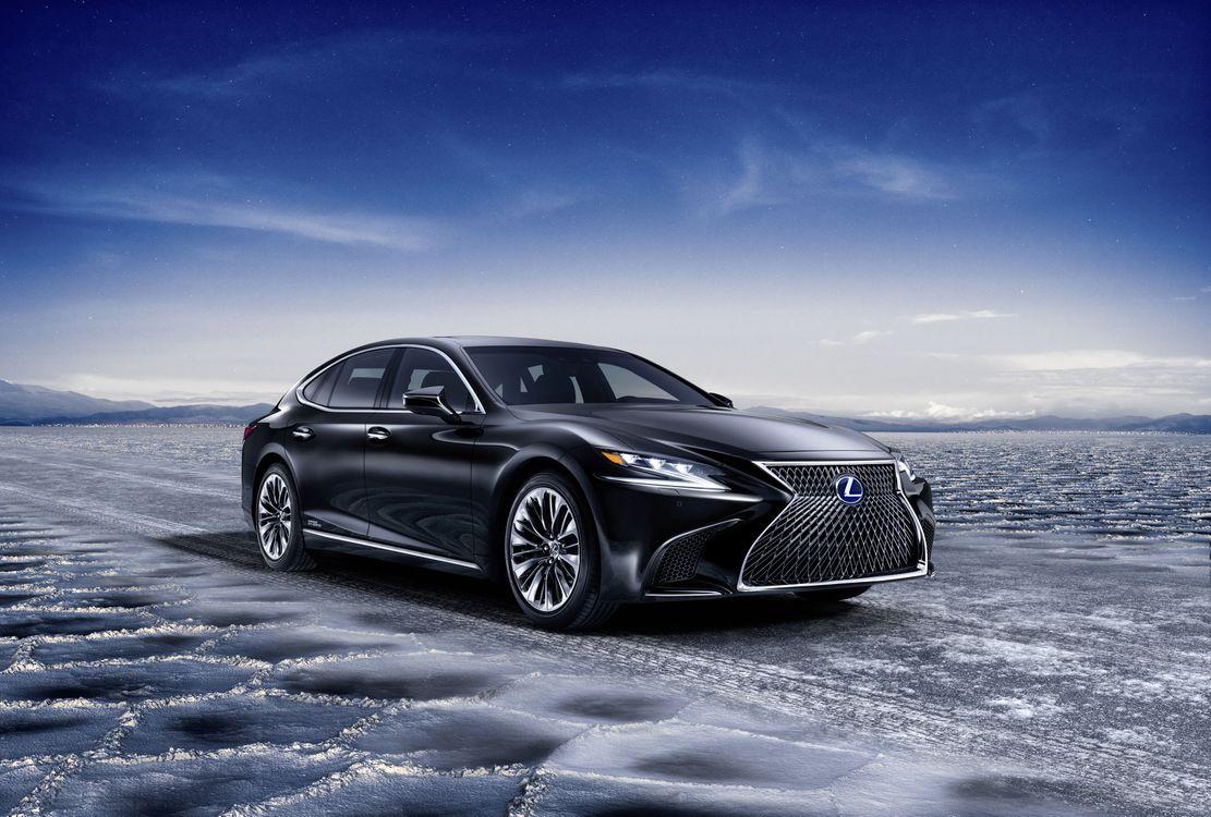 Фото бесплатно Lexus LS 500h, автомобиль, машина - на рабочий стол
