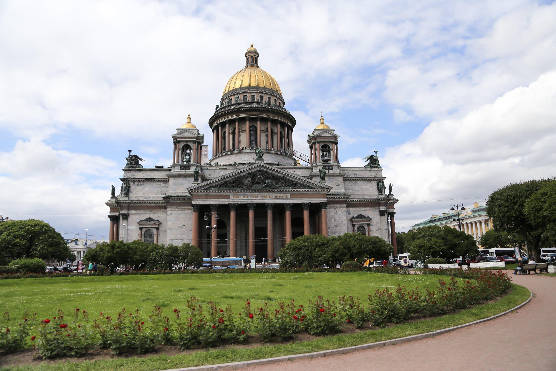 Обои Исаакиевский собор, Санкт- Петербург, храм