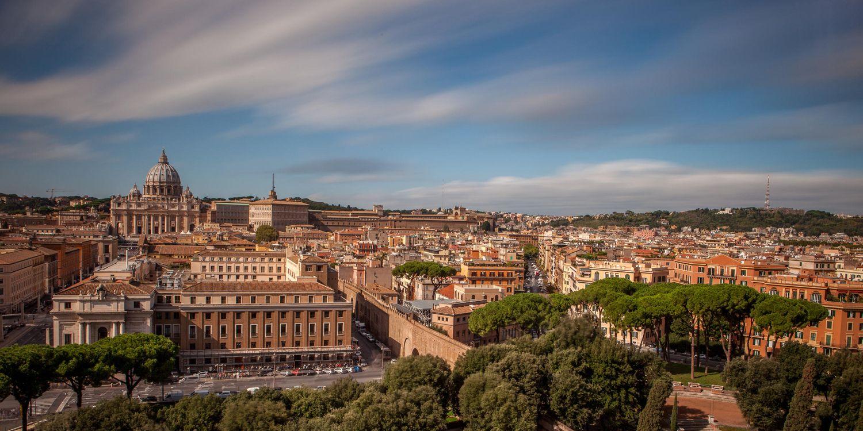 Фото бесплатно Рим, Италия, панорама - на рабочий стол