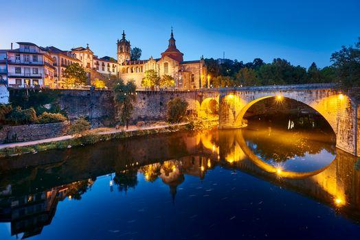 Фото бесплатно Португалия, Амаранте, Церковь