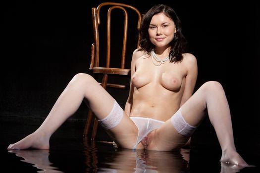 Фото бесплатно Gia B, модель, красотка, голая, голая девушка, обнаженная девушка, позы, поза, сексуальная девушка, эротика