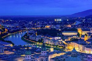 Фото бесплатно Salzburg, Зальцбург, Австрия
