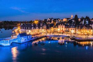 Фото бесплатно Порт Сен-Густан, Оре, Бретань