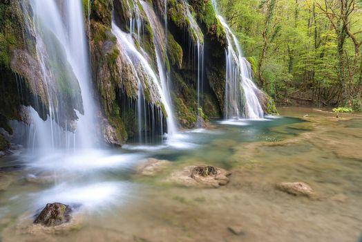 Photo free Cascades de Tufs, nature, waterfall