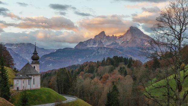 Фото бесплатно Берхтесгаден, Bavaria, Германия