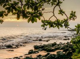 Бесплатные фото Maui,Hawaii,закат,море,волны,пейзаж