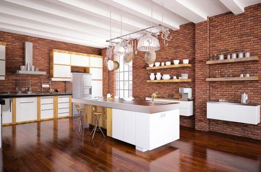 Фото бесплатно дизайн, модерн, кухня