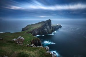 Заставки Skye, Neist Point, Остров Скай