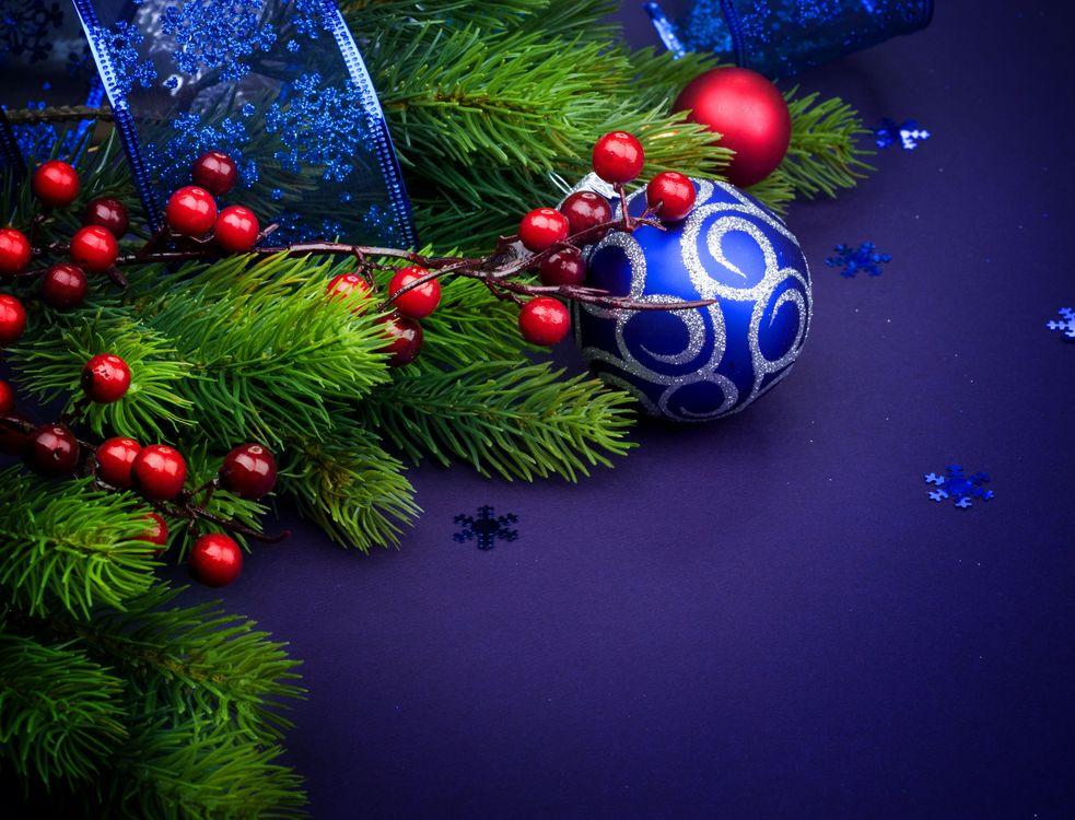 Новогодние картинки · бесплатное фото