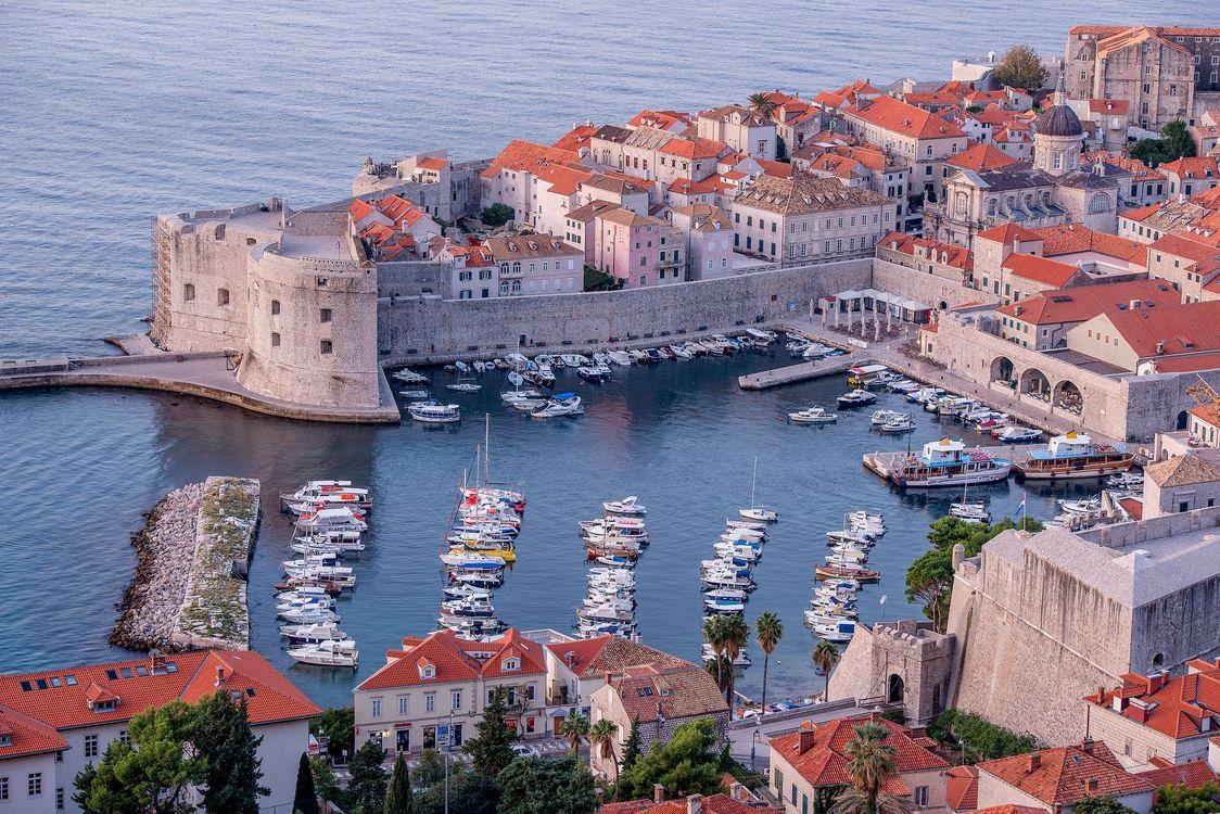 Фото бесплатно Dubrovnik, Croatia, Дубровник - на рабочий стол