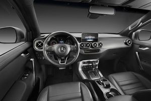 Заставки Mercedes-Benz X-Klasse, машина, автомобиль