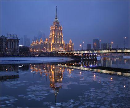 Фото бесплатно Отель Гостиница Рэдиссон Ройал, Москва, Россия
