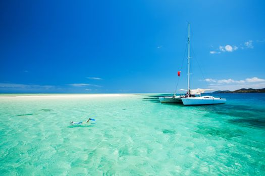 Photo free sea, beach, yacht