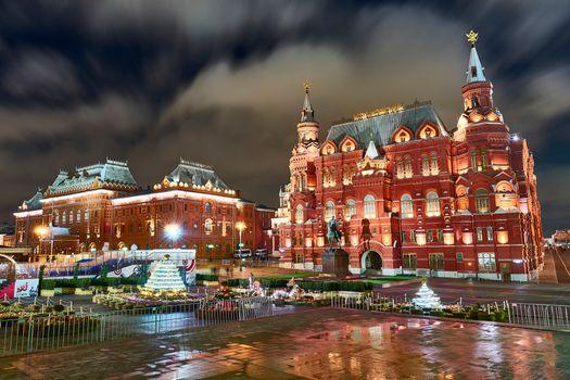 Фото россия, государственный исторический музей в хорошем качестве