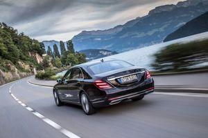 Бесплатные фото Mercedes-Benz S 400 d 4MATIC, машина, автомобиль