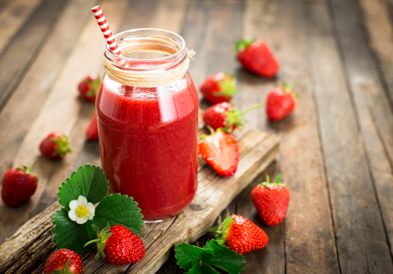 еда коктейль клубничный food cocktail strawberry загрузить