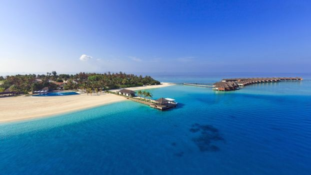 Фото бесплатно Мальдивы, остров, пляж