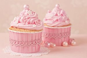 Бесплатные фото pink, delicate, baby, cupcake
