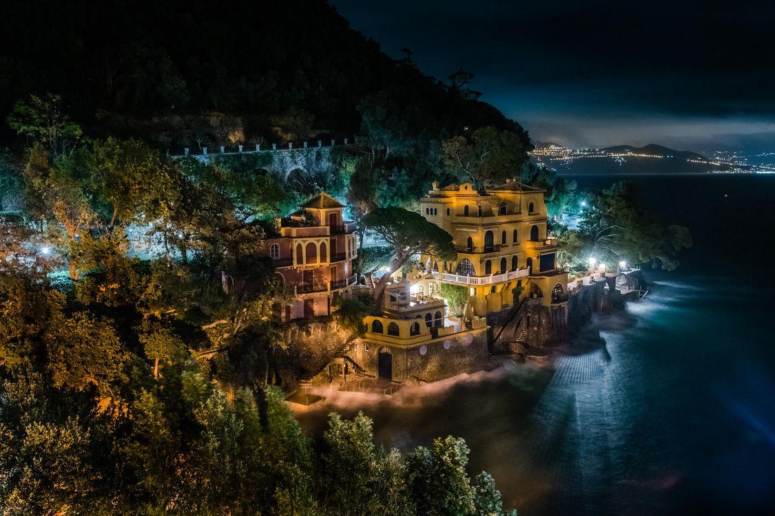 Фото бесплатно Портофино, Италия, Portofino, город