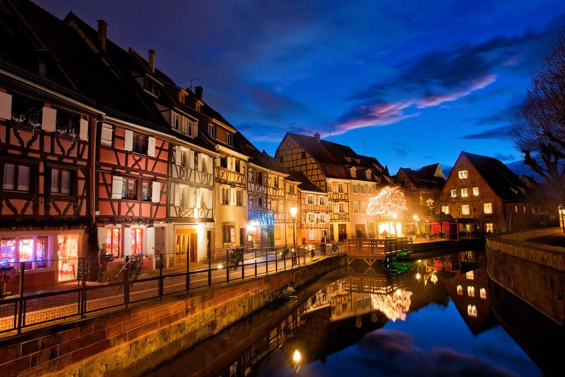 Фото бесплатно Colmar, France, Кольмар - на рабочий стол