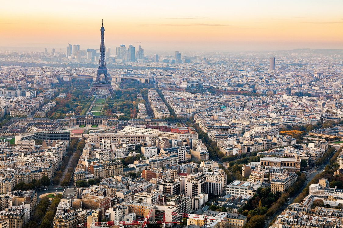 Фото бесплатно France, Paris, Eiffel Tower, Франция, Париж, Эйфелева Башня, город