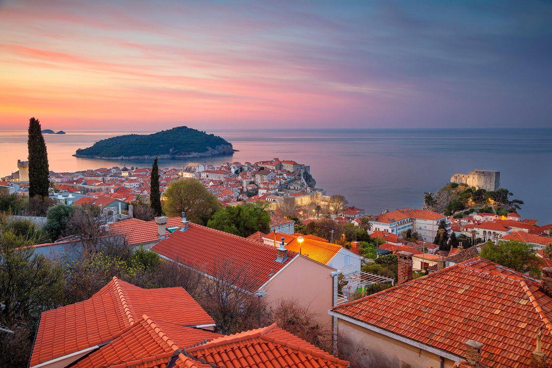 Бесплатно хорватия, дубровник - фото красивые
