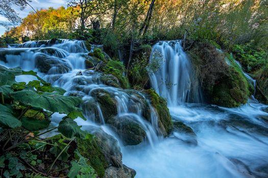 Photo free Plitvice Lakes National Park, Croatia