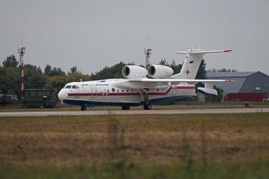 Бесплатные фото БЕ- 200ЧС,самолёт,амфибия