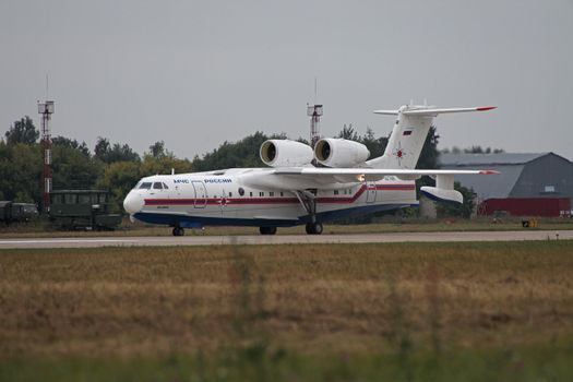Фото бесплатно БЕ- 200ЧС, самолёт, амфибия