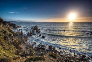 Заставки Морская Арка, пейзаж, море