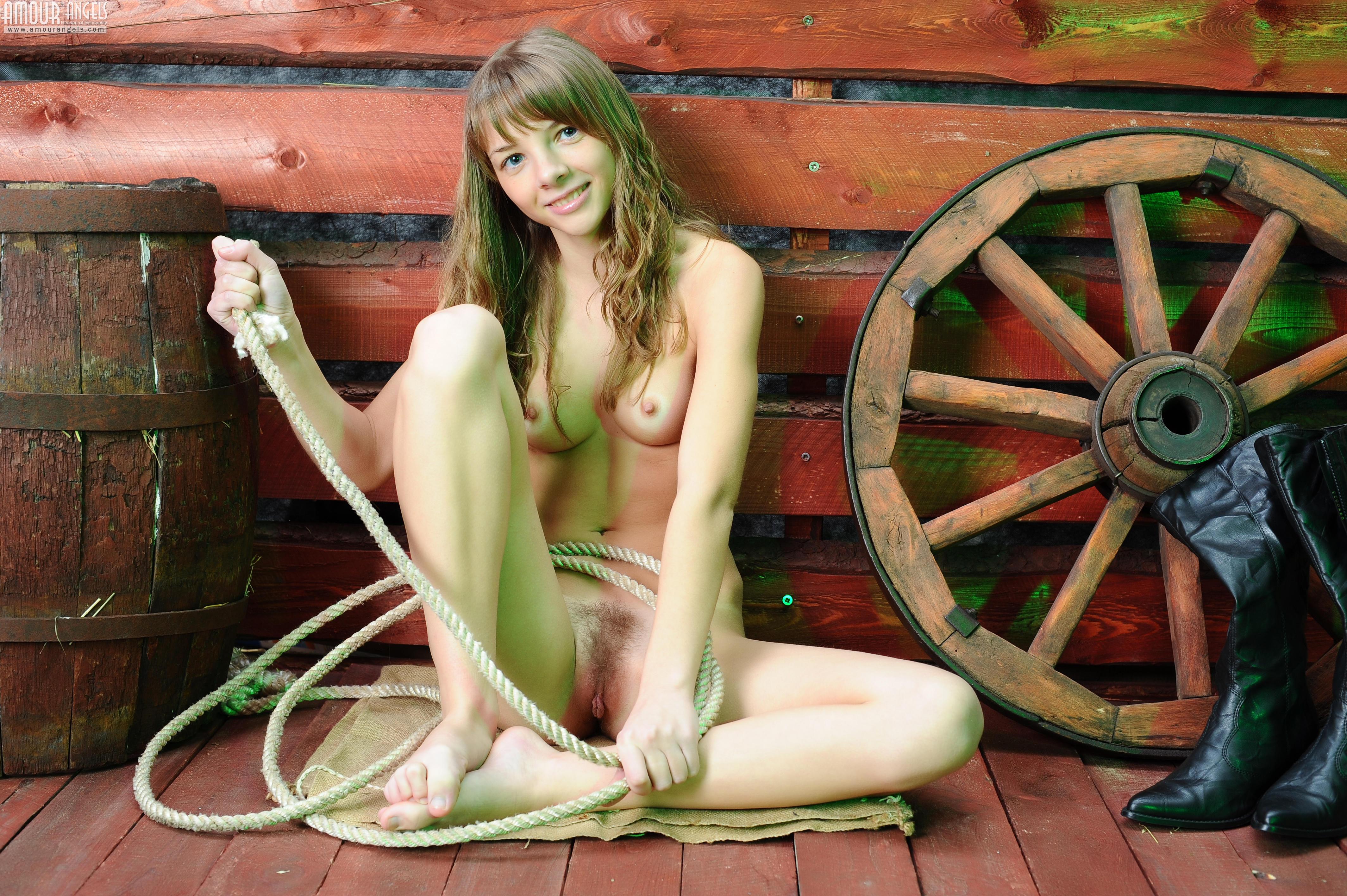 Обои Rima, Risha A, красотка, голая