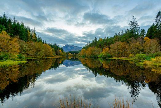 Фото бесплатно Гленко, Шотландское нагорье, озеро