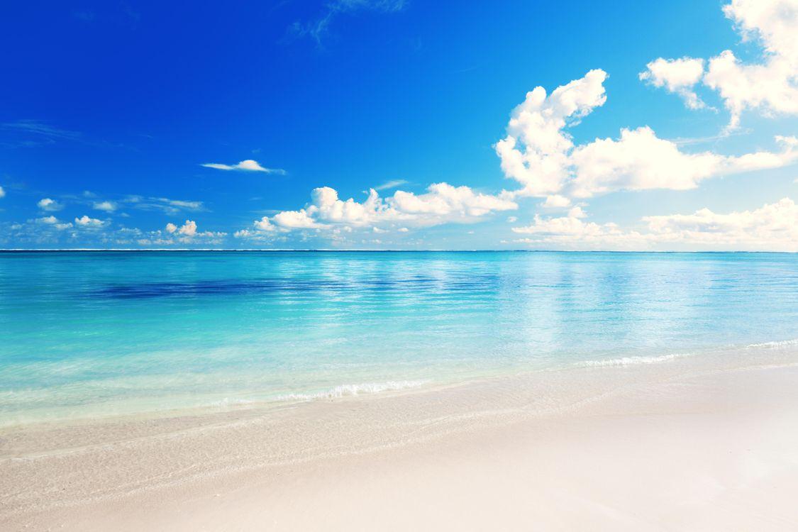 Фото бесплатно море, пляж, пейзаж, пейзажи