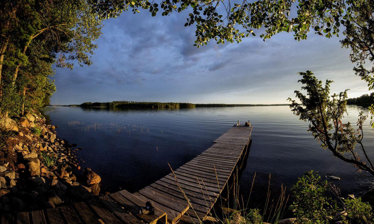 Фото мол отражение озеро - бесплатные картинки на Fonwall