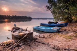 Фото бесплатно Danube river, Ruse, Bulgaria