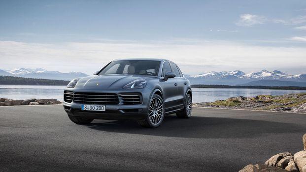 Фото бесплатно Porsche AG, машина, автомобиль