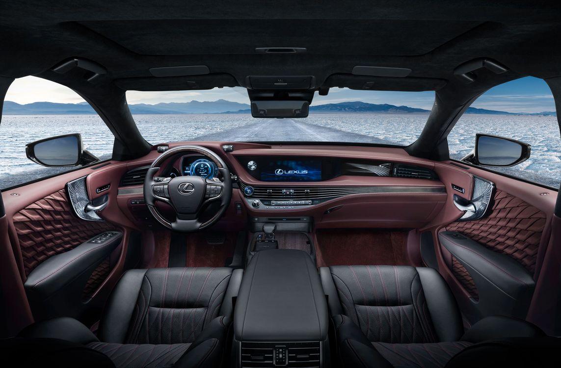 Фото бесплатно Lexus LS 500h, автомобиль, машина, машины