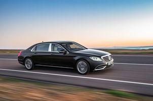 Фото бесплатно Mercedes Maybach S 650, 2017, машина