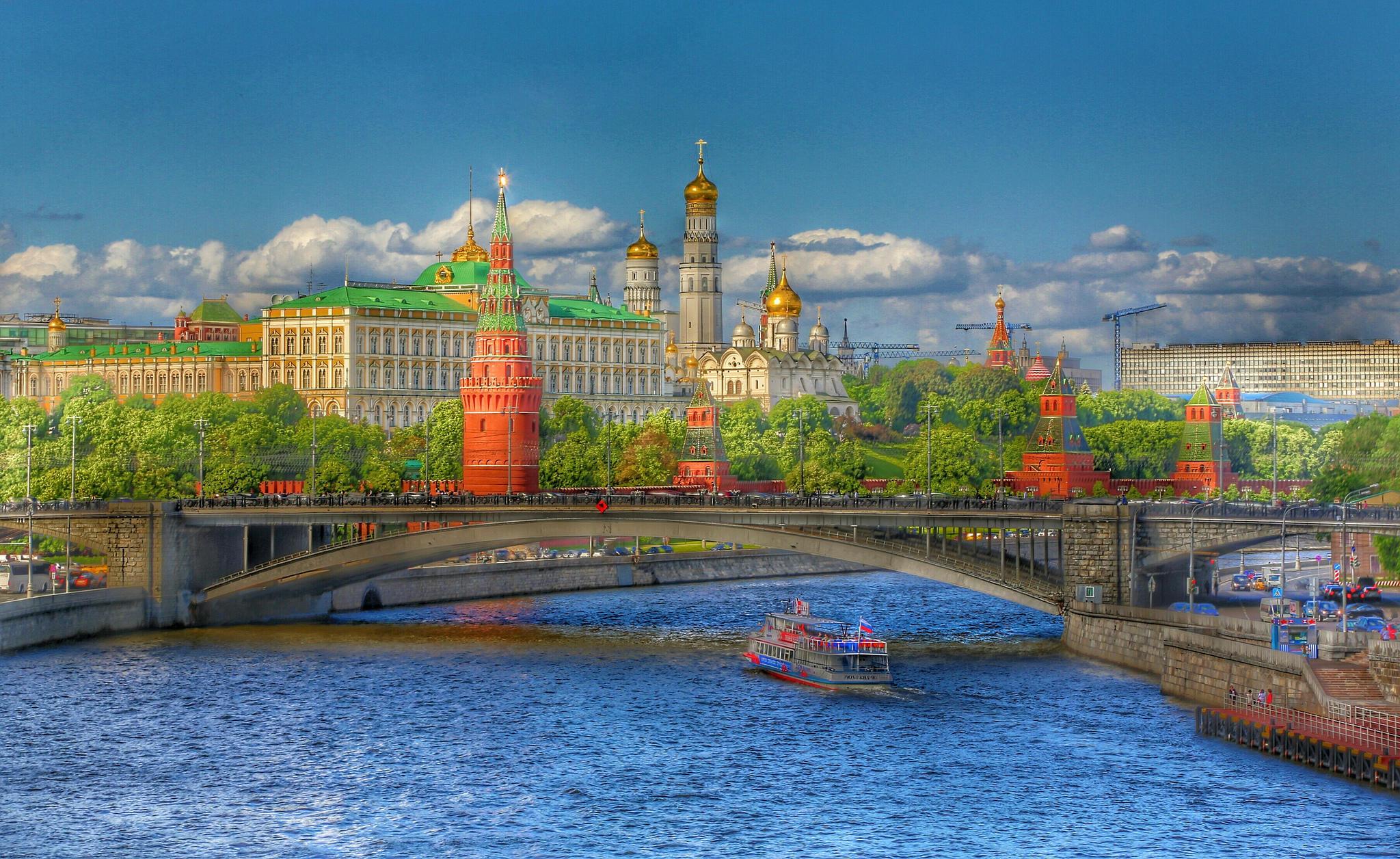 Обои Москва, Красная площадь, Россия, Moscow
