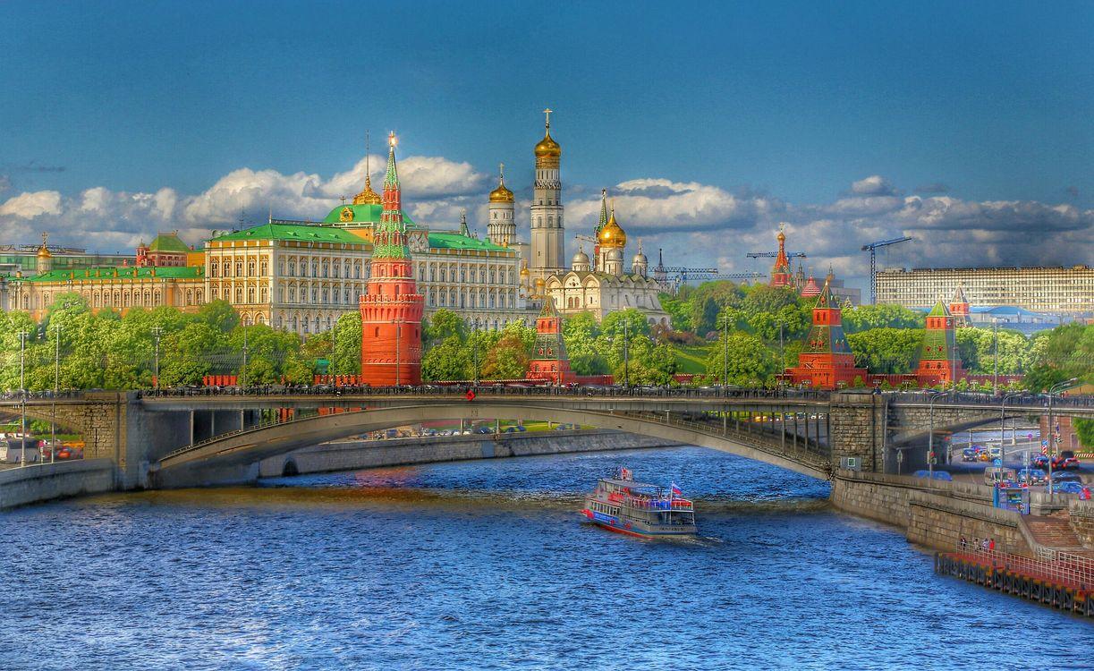Фото бесплатно Москва, Красная площадь, Россия, Moscow, Red Square, Russia, город
