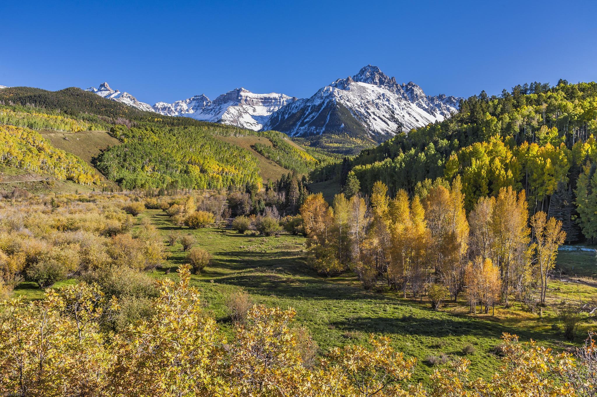 Колорадо, Соединенные Штаты, Гора Снеффельс
