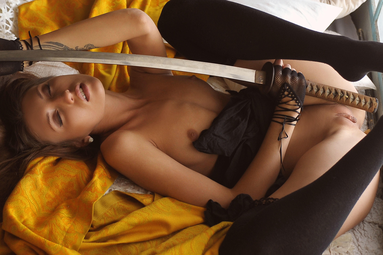 секс с самураем фото прошла