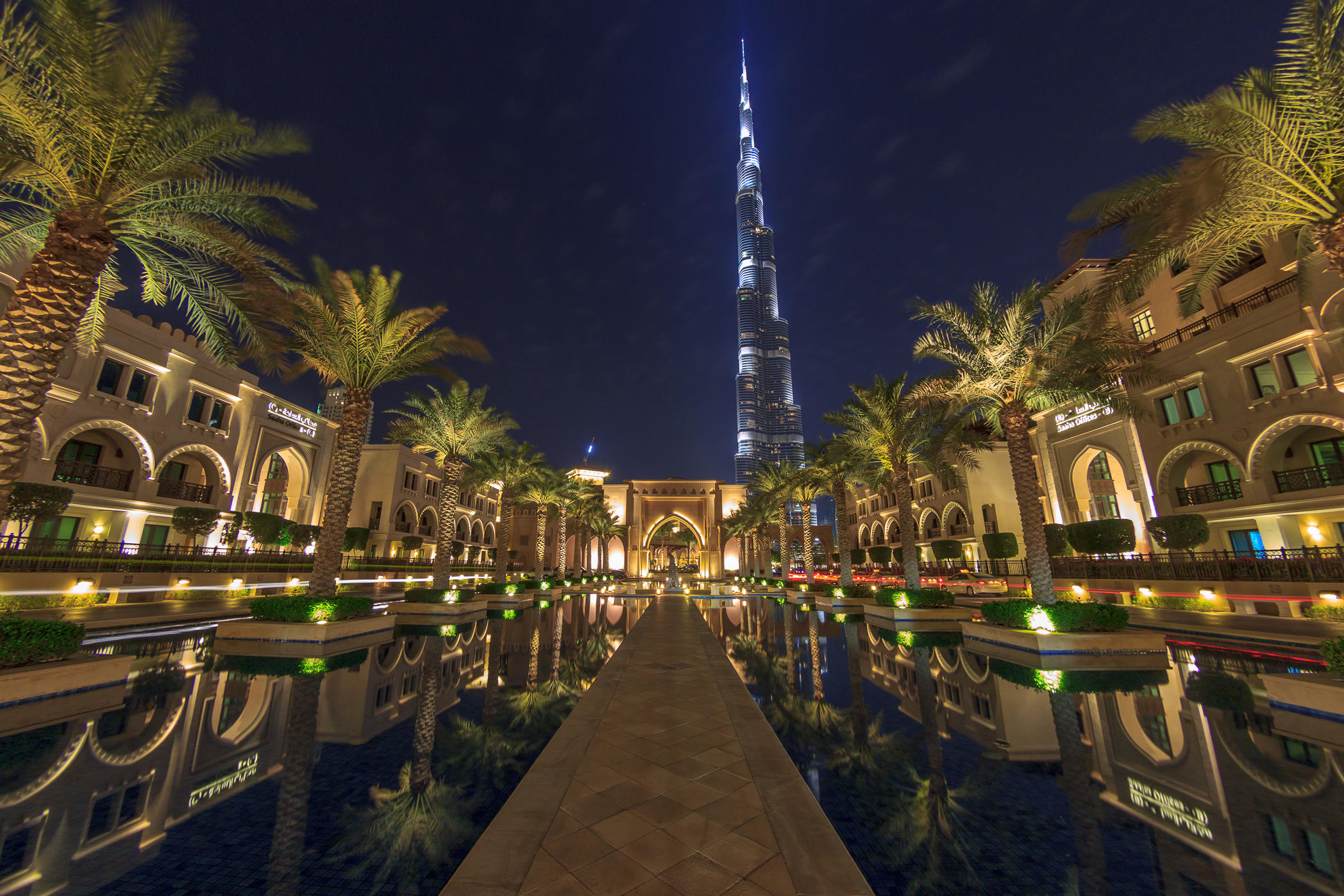 Обои Дубай, Бурдж-Халифа