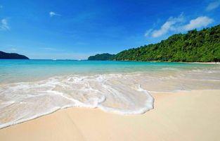 Фото бесплатно море, острова, яхты