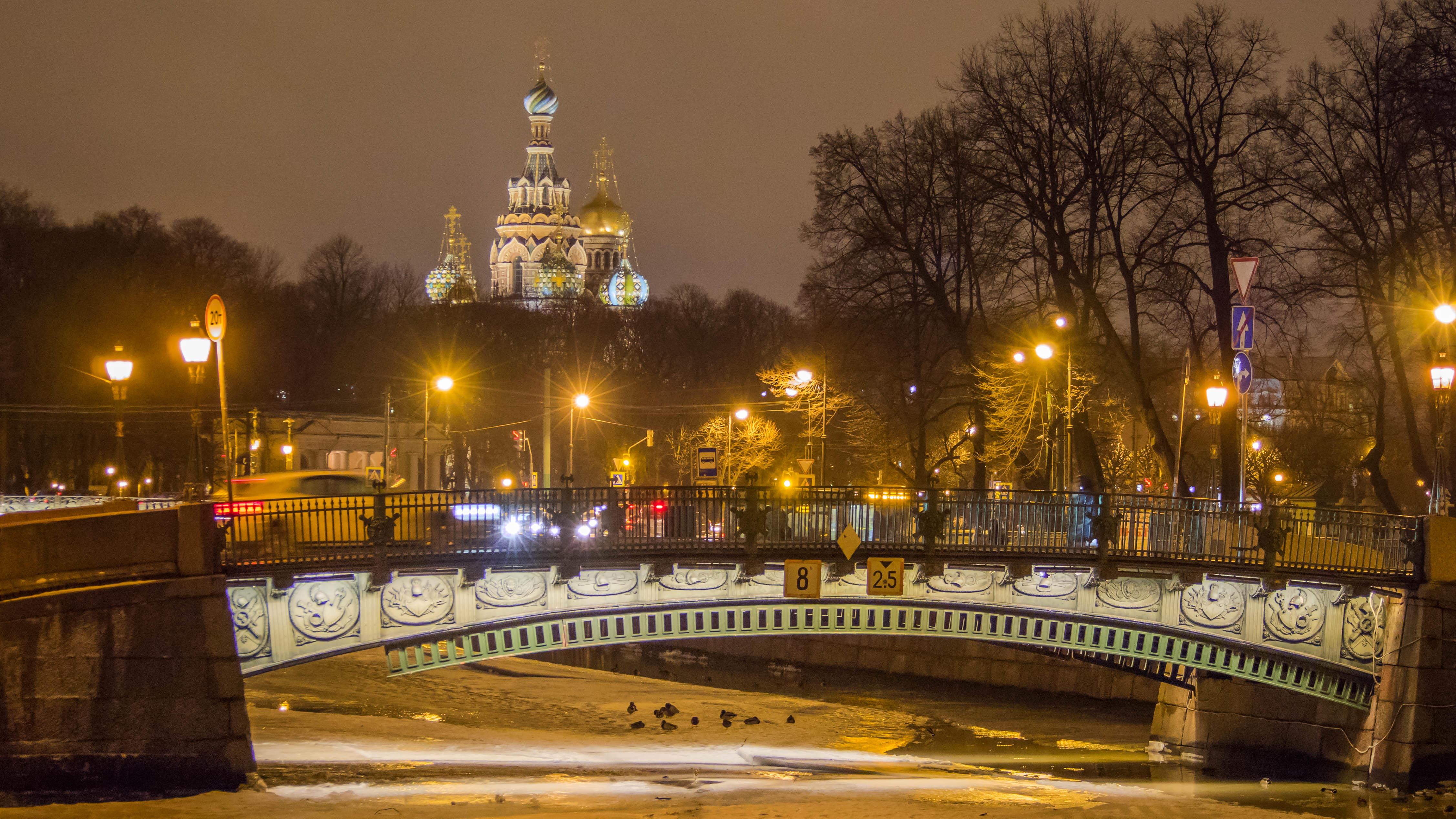 обои Церковь Спаса на крови, Санкт-Петербург картинки фото