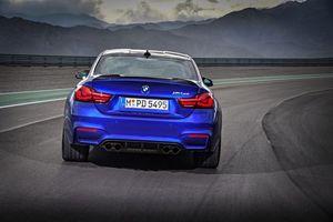 Фото бесплатно BMW M4 CS, машина, автомобиль