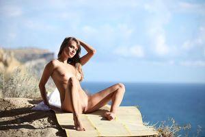 Фото бесплатно Justin, красотка, голая