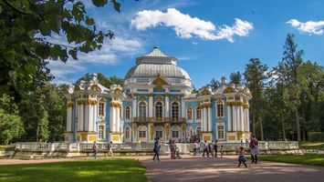 Обои Tsarskoye Selo, St Petersburg